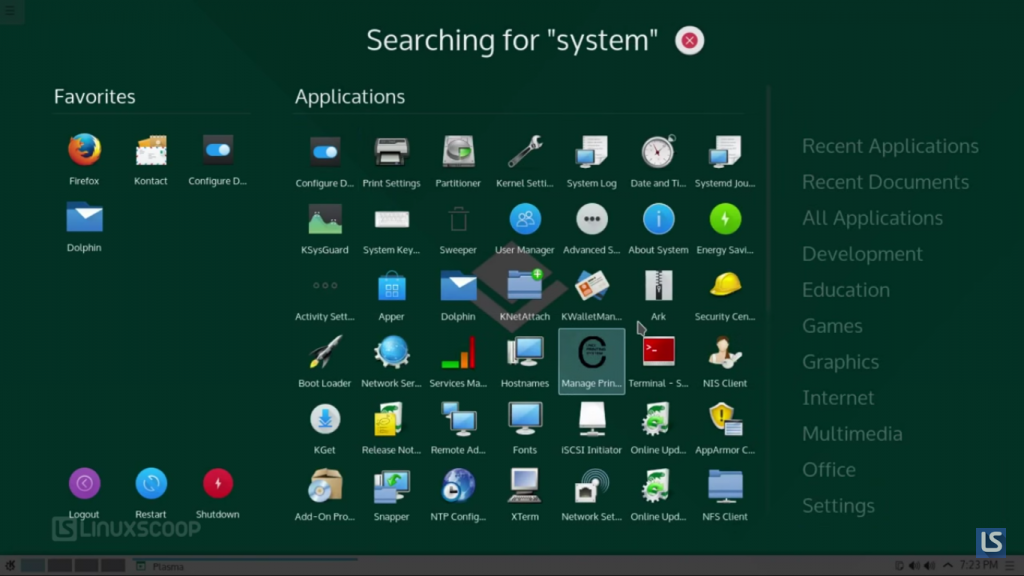 opensuse-leap-42-1-searching